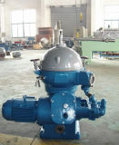 Centrifugadora del petróleo de motor de la basura del combustible pesado