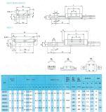 Spoor van de Gids Mgn15 van de hoge Precisie Mgn9 Mgn12 het Lineaire voor 3D Printer