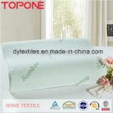 Competitivo calidad y precio de bambú almohada de espuma viscoelástica Almohada Almohada para cuello