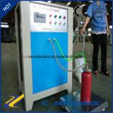Macchina di rifornimento automatica della polvere dell'estintore