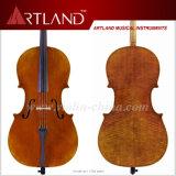 Stradivari 1710 Modelo Violoncelo Solo Violão Alta qualidade Antique Model Cello