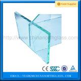 Serres chaudes en verre transparentes Tempered claires plates