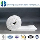 Couverture en fibre d'aluminium pour isolation
