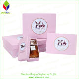 Hoher Grad-Rosa-Papier-Verpackungs-Duftstoff-Kasten