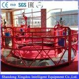 Grande gondole de construction peinte par Chine de soudure en acier de la forme Zlp1000