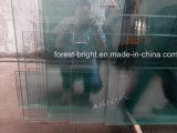 Приложение ливня сползая стекла с фикчированной панелью