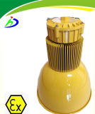 O CREE lasca a luz à prova de explosões do diodo emissor de luz de Atex para o posto de gasolina
