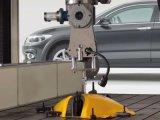 Équipement d'essai de résistance de bosselure de panneau d'automobile