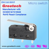 Interruptor Dustproof da série da orelha G91 do Zing mini micro
