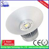 Dispositivo industrial de la alta luz de la bahía del poder más elevado Lamp100W LED
