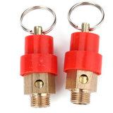 Válvula de escape de pressão da segurança da linha masculina de compressor de ar 16.7mm