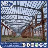 中国の販売のための安く産業安全な鉄骨構造のプレハブの倉庫
