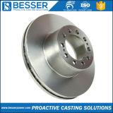 Véhicule de fonderie de bâti de frein à disque d'OEM Ts16949/camion/moto/disque automatique de frein moulant le bâti de disque de frein de 310mm/240mm/220mm/200mm