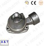 OEM Metal CNC usinagem peças de reposição do corpo da válvula de fundição