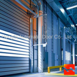 Стальной алюминий изолировал дверь обеспеченностью штарки завальцовки главная, котор дверь конструирует (HF-2081)