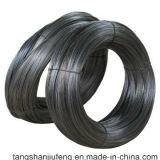 Fil de fer enroulé noir pour faire des ongles