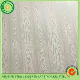 高品質SGS 304の201浮彫りにされた木製の穀物のラミネーションのステンレス鋼は版を広げる