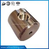 Части CNC машинного оборудования высокого качества с, котор подвергли механической обработке обслуживанием