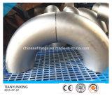 Bw un gomito senza giunte dei 90 di grado dell'acciaio inossidabile 304 accessori per tubi