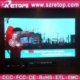 2.5m m Diecast Aluminum Rental LED Video Wall