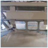 Digitale-Video la Doppio-Testa che precisa il taglio ha veduto la macchina per la finestra di alluminio ed il portello