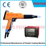 Электростатическая пушка брызга покрытия порошка с Ce