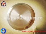 Lame circulaire surdimensionnée pour couper le film techniquement protecteur