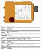 Contrôleur éloigné sans fil F24-12D de grue de Yuding de contrôleur de boutons de la double vitesse 12