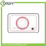 Carte à puce sans contact RFID haute fréquence sans fréquence de 125kHz + 915MHz
