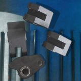 Präzision Machining Parts durch Steel