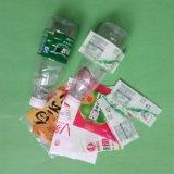Ярлык Shrink PVC любимчика для бутылки минеральной вода