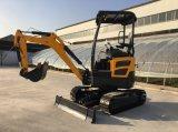 2017 nuevo mini excavador del excavador We20 con nuevo precio