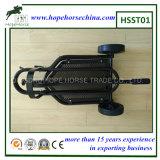 Produit de cheval pour le chariot à crémaillère de selle