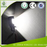 Farol do diodo emissor de luz do carro de H4 25W 2800lm auto