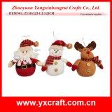 Antlers decorativi di festival di natale della decorazione di natale (ZY14Y125-1-2-3-4 20CM)