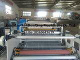 Горячее вспомогательное оборудование ткани индустрии Melt покрывая прокатывая машину