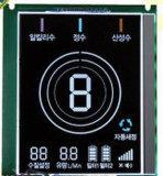 Экран LCD индикации LCD модуля LCD 4 дюймов Mono