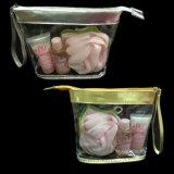 Toiletry van de Gift van de Reis van de Make-up van pvc van de manier Kosmetische Zak