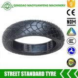 100/80-14 fabricante del neumático del neumático de la motocicleta de China Qingdao