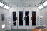 Промышленные будочки краски тележки будочки брызга Dry-Type