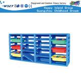 Хранение мебели детей высокого качества Preschool пластичное для сбывания (HB-04002)