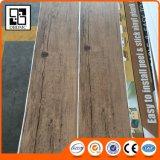 Tuile de planche de vinyle de plancher de Commerical, planche en bois de plancher de Vinly Plank/PVC