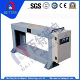 Steenkool van de Röntgenstraal van de Bagage/Erts het de van uitstekende kwaliteit van het Koper/Mijnbouw/de Detector van het Metaal voor de Transportband van de Riem