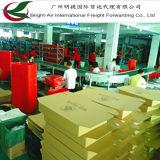 Logística eficiente da carga do navio das companhias do frete de mar de China a Rio Grande, Brasil