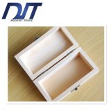 Caisse d'emballage en bois rectangulaire pour le cadeau/mémoire