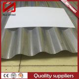 Folha ondulada 304 da telhadura do aço inoxidável