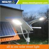 60W LEIDENE van de Verkoop 2016 van het nieuwe Product de Hete 25W ZonnePrijs van de Lamp allen in Één ZonneStraatlantaarn