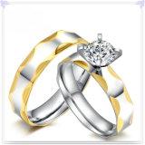 De Ring van het Roestvrij staal van de Toebehoren van de Manier van de Juwelen van het kristal (SR804)