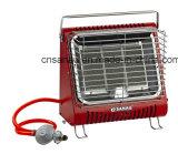 Calefator de gás portátil com queimador cerâmico Sn12-St