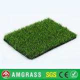 Het Kunstmatige Gras van het Stootkussen van de schok en Synthetisch Gras voor Tuin